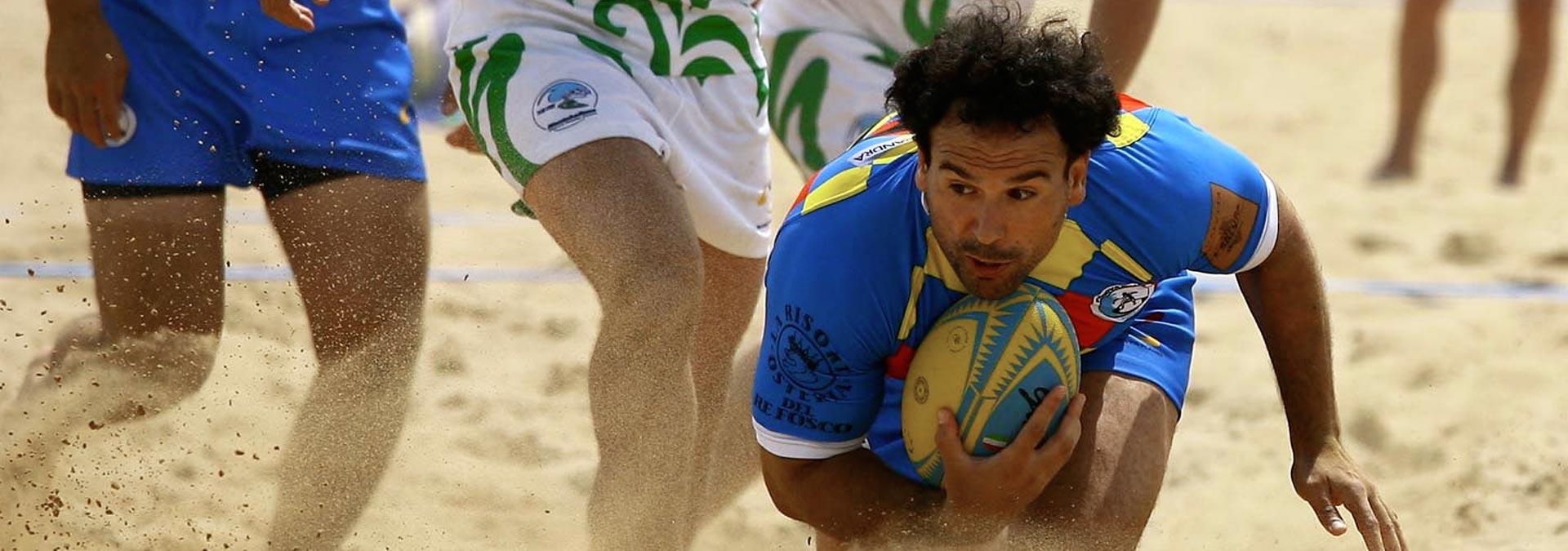 Beach Rugby Festival