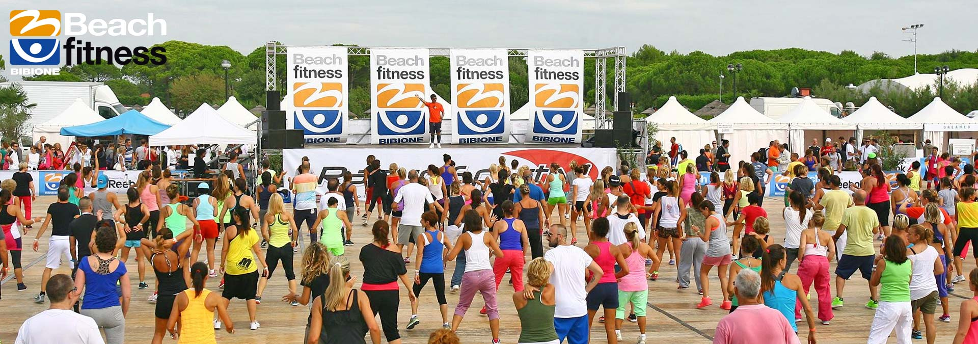 Bibione Beach Fitness 2014
